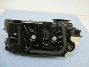 Door Lock Right Rear Zv Actuator VW Golf VI (5K1) 1.6 Tdi 5K4839016H