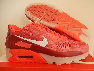 Nike Air Max 90 Ice 'Laser Crimson' | HiConsumption