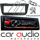 Peugeot 406 JVC CD MP3 USB AUX In Car Stereo Radio Player & Full Fitting Kit