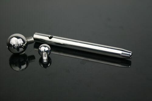 Food grade stainless steel urethral sounds urethral penis sound Product