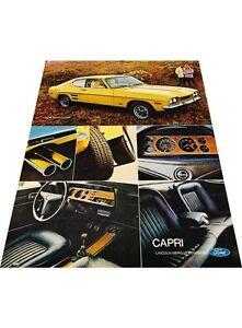 1972-Mercury-Ford-Capri-2-page-Vintage-Advertisement-Print-Car-Ad-J405