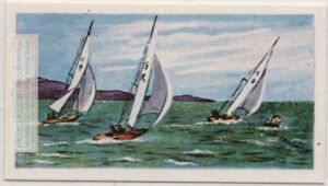 Sailing-As-A-Summer-Olympic-Event-Vintage-Trade-Ad-Card