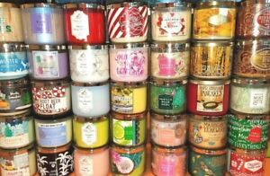 Bath-amp-Body-Works-14-5oz-3-wick-Candle-Choice-of-2018-and-2019-Scents-New