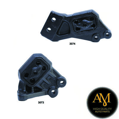 Engine Motor Mount Set 2PCS for Dodge Ram 1500 2002-2005 4.7L 5.7L A5289 A5290