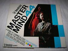 Vintage 1977 Invicta Master Mind Mastermind 44 UK-Made Sealed Parts