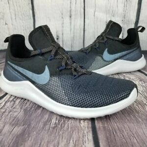 newest a0a31 89c2a Details about NIKE FREE TR 8 METALLIC TRAINERS UK4 EUR37.5 AJ7833-044