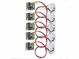 New-5pcs-DC-5V-Stepper-Step-Motor-Driver-Test-Module-Board-ULN2003-For-Arduino