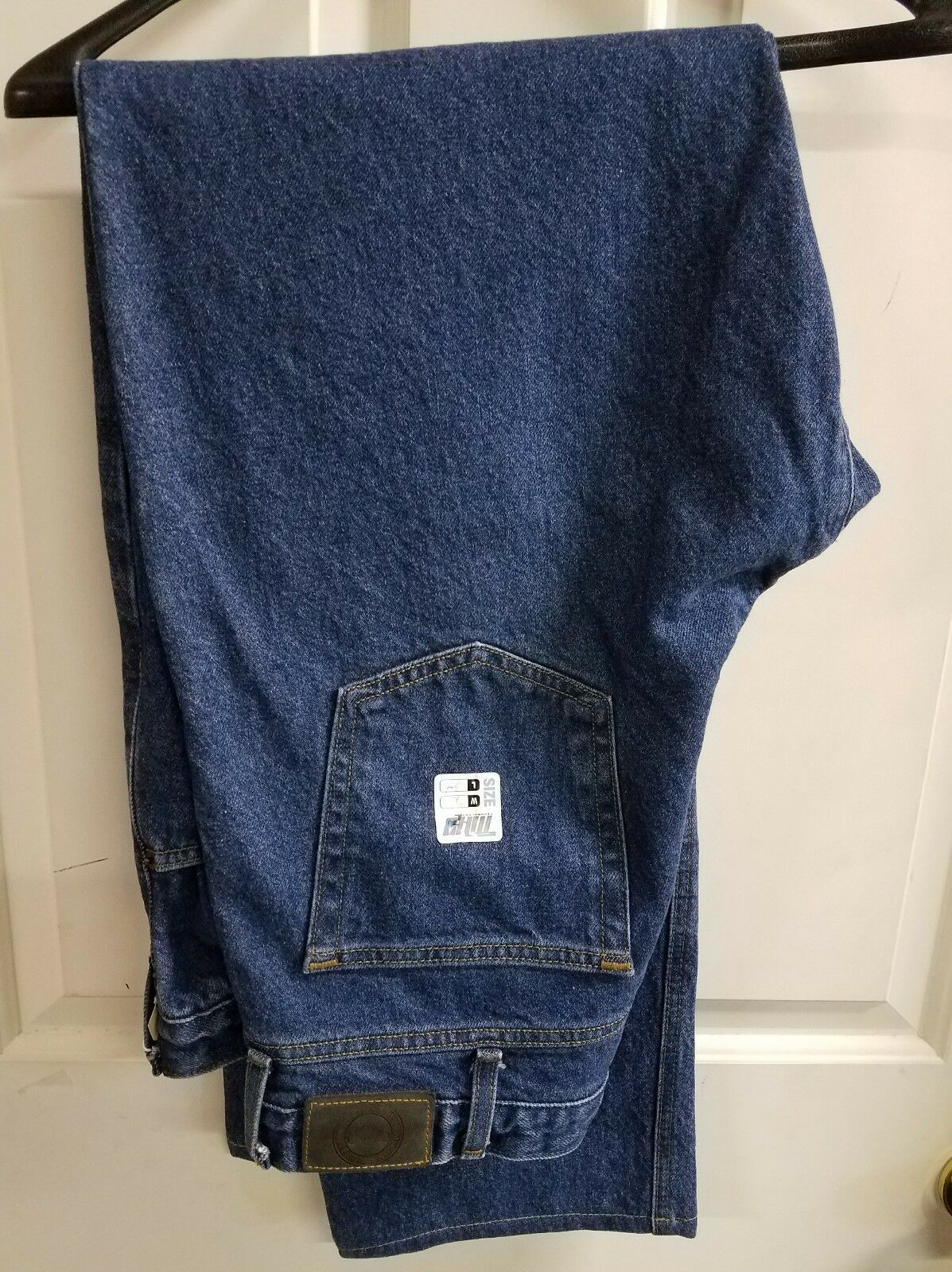 NEW McConnell Hall water resistant jeans, 36x34