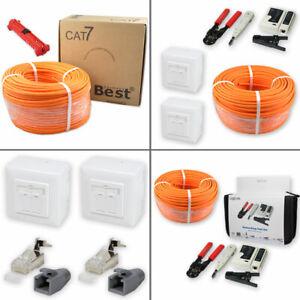 CAT-7-Verlegekabel-BEST-Gigabit-Netzwerkkabel-KUPFER-Lan-1000Mhz-S-FTP-KAT-7
