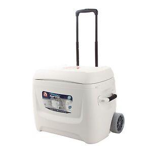 igloo k hlbox eisbox mit rollen 47 liter k hltrolley. Black Bedroom Furniture Sets. Home Design Ideas