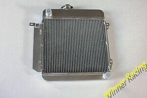 Aluminum Radiator For BMW 3' E21 315/316/318/318i/320/320i M10 Eur 1975-1983