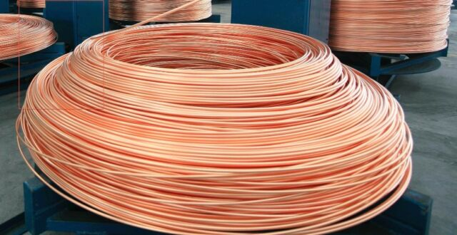 1pcs 99.9% Pure Copper Cu Metal Wire, Diameter 3mm, Length 2m