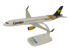 Condor Airbus A321-200 1:200 Flugzeug Modell A321 Sunny Heart Thomas Cook Group