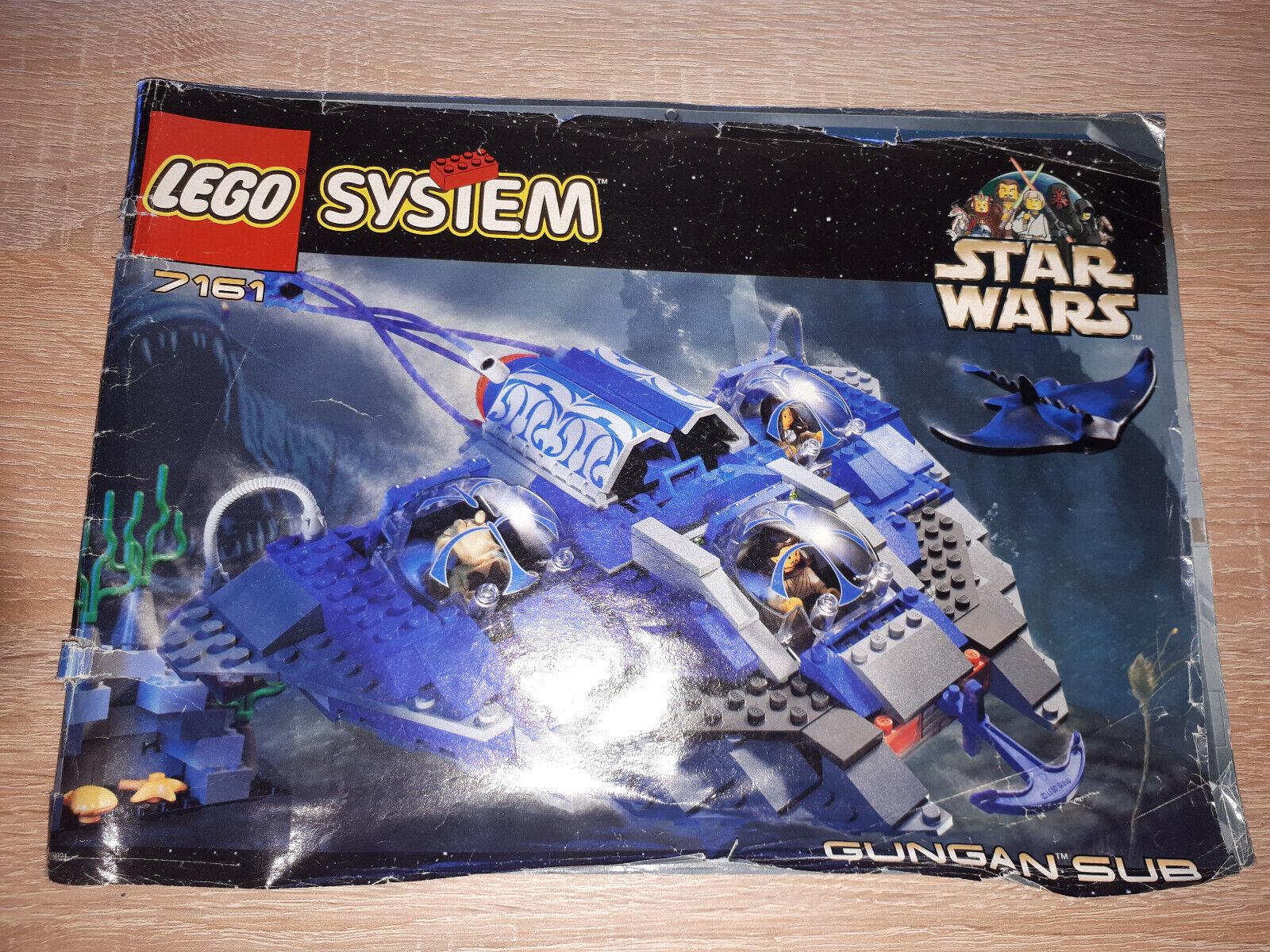 LEGO 7161 Star Wars Gungan Sub Episode 1