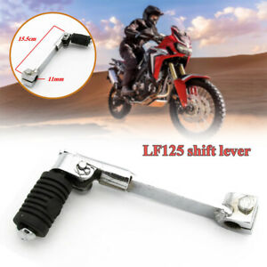 LF125 Motorcycle Scooter Engine Starter Lever Pedal  Shift Lever Foldable Part