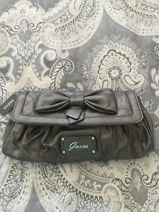 guess-handbag-new-with-tags-Pewter-Gray-Purse