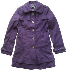 Manteau International Victoria`s Gr violet S Secret Moda Dames 5qZ8wH