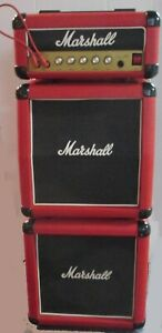 Marshall-Lead-12-Amp-RED-VINTAGE-Full-Mini-Stack-both-cabs-Excellent-Condition