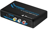 Video Converter, Adapter Composite Hdmi Analog To Digital