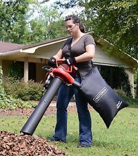 NEW Craftsman Leaf Blower 2 Speed 12 AMP Lawn Yard Sweeper Vacuum Mulcher Bag