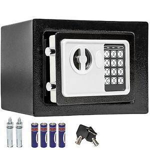 Electronische-kluis-brandkast-safe-veiligheidskast-bewaarkast-kluizen-17x23x17cm