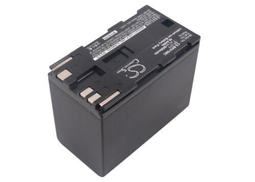 UK Battery for Canon GL2 XF100 BP-975 7.4V RoHS