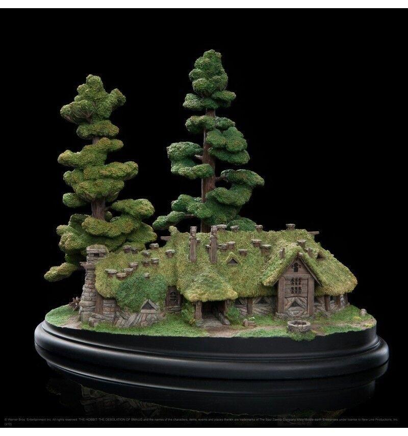 Weta Statue Environnement House of Beorn