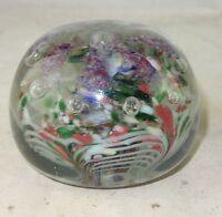 alter Glas Paperweight Briefbeschwerer Murano ?