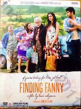 FINDING FANNY - BOLLYWOOD 2 DISC [ENGLISH] ORIGINAL DVD - FREE POST