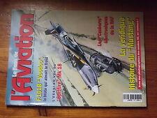$$2 Revue Le Fana de l'Aviation N°310 Mustang  F-101B Voodoo  Spitfire Mk 18