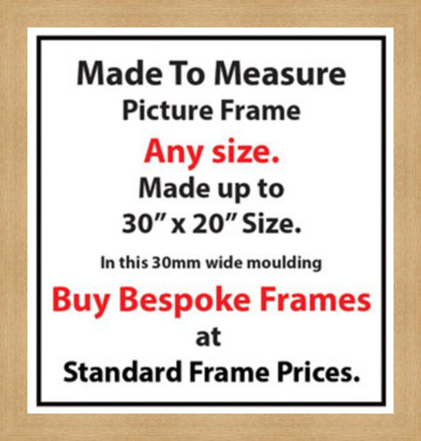 f93fd850fc5 Made to Measure Bespoke Picture Artwork Photo Frames