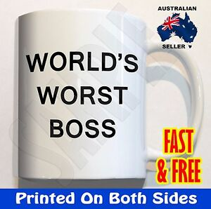 image is loading world 039 s worst boss coffee mug cup