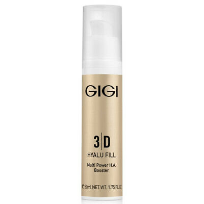 GiGi 3D New Generation Of Hyaluronic Acid 50ml + Samples