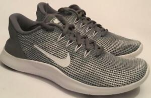 bianco Taglie Scarpe Nike nuovissime 2018 3 Grigio da ginnastica corsa Flex da 7 5 Zqz8ZR
