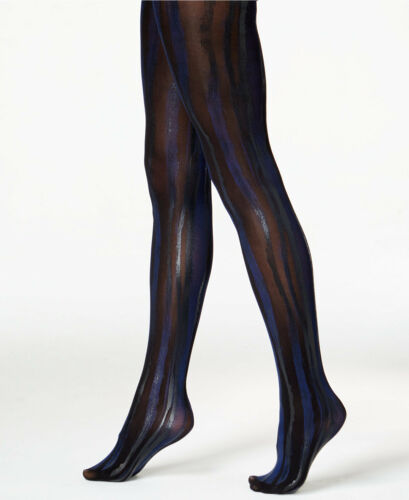 Pretty Polly Wetlook  Tights One Size Style Color Black Mix PNAUK6-04
