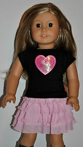 AMERICAN MADE DOLL CLOTHES FOR 18 INCH GIRL DOLLS DRESS LOT 00108
