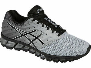 huge selection of c5fb2 a68ca Details about Asics Gel Quantum 180 2 (T6G2N-9690) [Mid Grey / Black] Tech  Running Mens
