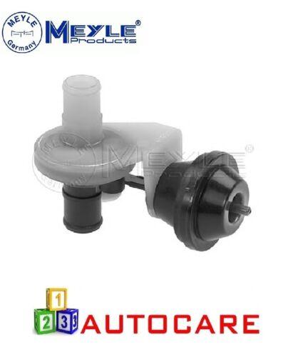 Meyle robinet de chauffage pour audi coupé V8