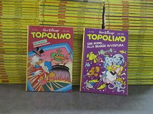 TOPOLINO-1601-1700-SEQUENZA-COMPLETA-OFFERTA