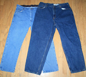 5caa499b GORGEOUS Lot of 2 pairs MENS LEVI'S 40x30 BLUE DENIM JEANS - LEVIS ...