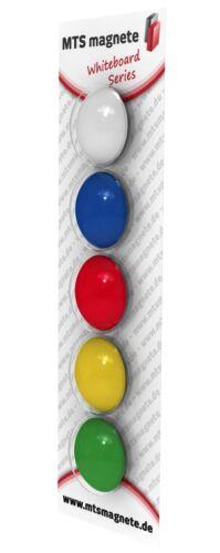 Magnete Whiteboard Pinnwand Büro Kühlschrankmagnete Set 3 verschiedene Größen