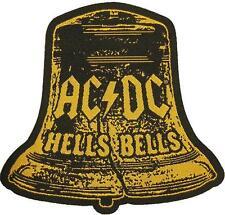 """AC/DC AUFNÄHER / PATCH # 59 """"HELLS BELLS"""""""