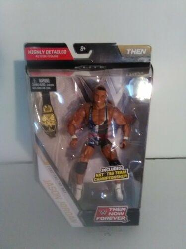 Mattel Jouets WWE Elite Collection Jason Jordan Action Figure avec NXT Tag Team