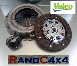 STC8358 VALEO Land Rover  Discovery 1 300 & 200 Tdi Three Part Clutch Kit