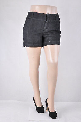 "NWT Women Plus Size Stretch Black Denim Jeans /""Catherines/"" Curvy Fit style#16408"