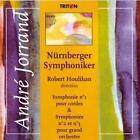 3 Sinfonien von Nürnberger Symphoniker,Robert Houlihan (2014)