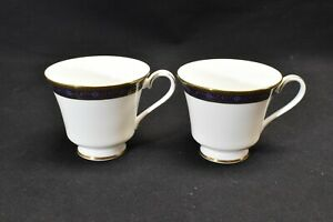 Royal-Doulton-Harlow-H5034-Pair-of-Cups-No-Saucers