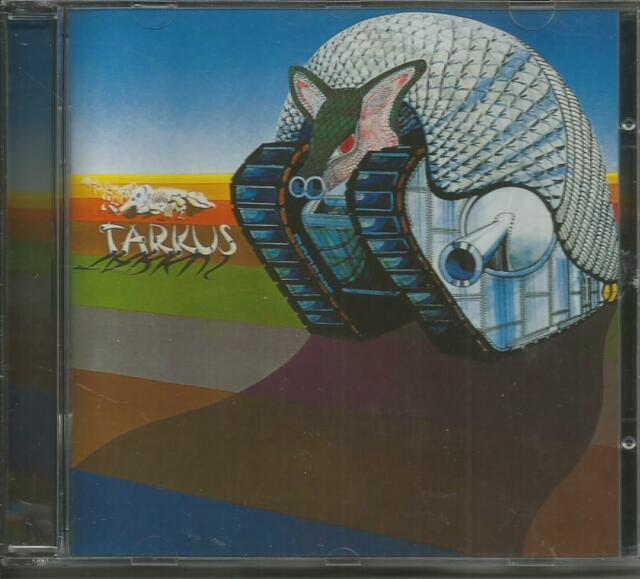 Emerson,Lake & Palmer - Tarkus  - Sony CD 2011
