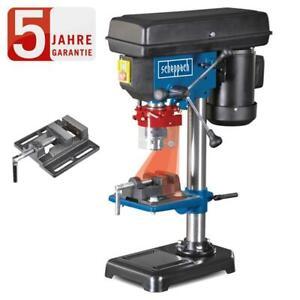 Scheppach-Tischbohrmaschine-DP16VL-mit-Laser-16mm-Bohrfutter-Schraubstock