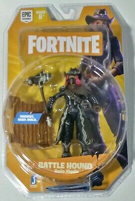 """Fortnite Solo Mode Core Figure Pack Calamity 4/"""" Collectible Toy"""